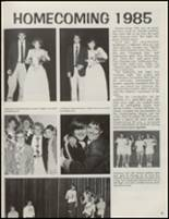 1986 Donoho High School Yearbook Page 84 & 85
