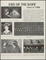 1986 Donoho High School Yearbook Page 94 & 95