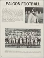 1986 Donoho High School Yearbook Page 98 & 99