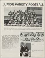 1986 Donoho High School Yearbook Page 106 & 107