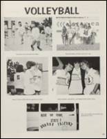 1986 Donoho High School Yearbook Page 108 & 109
