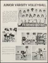 1986 Donoho High School Yearbook Page 110 & 111