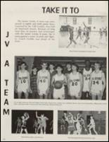 1986 Donoho High School Yearbook Page 114 & 115