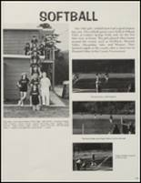 1986 Donoho High School Yearbook Page 116 & 117