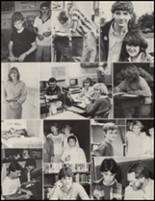 1986 Donoho High School Yearbook Page 118 & 119