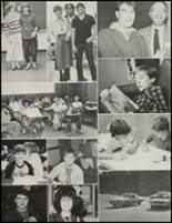 1986 Donoho High School Yearbook Page 130 & 131