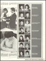 1984 Gahanna Lincoln High School Yearbook Page 24 & 25