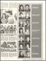 1984 Gahanna Lincoln High School Yearbook Page 32 & 33