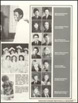 1984 Gahanna Lincoln High School Yearbook Page 34 & 35