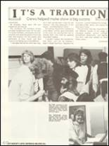 1984 Gahanna Lincoln High School Yearbook Page 44 & 45