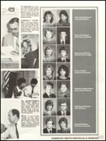 1984 Gahanna Lincoln High School Yearbook Page 56 & 57