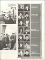 1984 Gahanna Lincoln High School Yearbook Page 60 & 61
