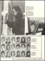 1984 Gahanna Lincoln High School Yearbook Page 72 & 73