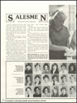 1984 Gahanna Lincoln High School Yearbook Page 84 & 85