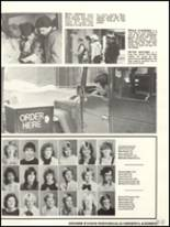 1984 Gahanna Lincoln High School Yearbook Page 86 & 87