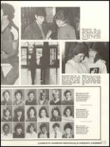 1984 Gahanna Lincoln High School Yearbook Page 92 & 93