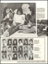 1984 Gahanna Lincoln High School Yearbook Page 100 & 101