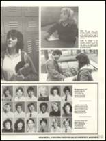 1984 Gahanna Lincoln High School Yearbook Page 102 & 103