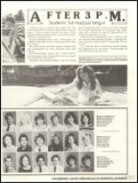 1984 Gahanna Lincoln High School Yearbook Page 104 & 105