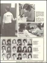 1984 Gahanna Lincoln High School Yearbook Page 106 & 107