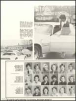 1984 Gahanna Lincoln High School Yearbook Page 110 & 111
