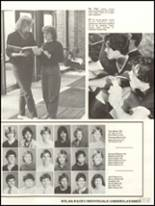 1984 Gahanna Lincoln High School Yearbook Page 112 & 113
