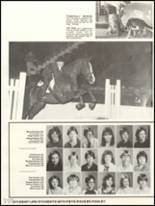 1984 Gahanna Lincoln High School Yearbook Page 114 & 115