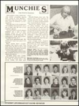 1984 Gahanna Lincoln High School Yearbook Page 120 & 121