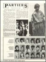 1984 Gahanna Lincoln High School Yearbook Page 122 & 123