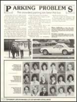1984 Gahanna Lincoln High School Yearbook Page 124 & 125