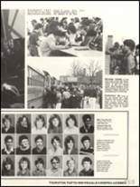 1984 Gahanna Lincoln High School Yearbook Page 126 & 127