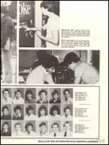 1984 Gahanna Lincoln High School Yearbook Page 128 & 129