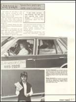 1984 Gahanna Lincoln High School Yearbook Page 144 & 145
