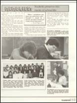 1984 Gahanna Lincoln High School Yearbook Page 152 & 153