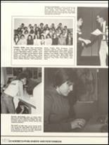 1984 Gahanna Lincoln High School Yearbook Page 154 & 155
