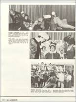 1984 Gahanna Lincoln High School Yearbook Page 156 & 157