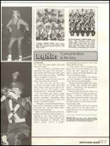 1984 Gahanna Lincoln High School Yearbook Page 160 & 161