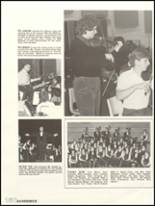 1984 Gahanna Lincoln High School Yearbook Page 164 & 165