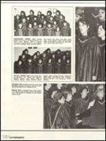 1984 Gahanna Lincoln High School Yearbook Page 168 & 169