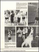 1984 Gahanna Lincoln High School Yearbook Page 176 & 177