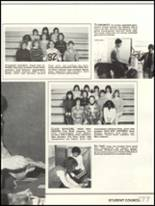 1984 Gahanna Lincoln High School Yearbook Page 180 & 181