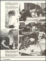 1984 Gahanna Lincoln High School Yearbook Page 182 & 183