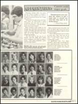 1984 Gahanna Lincoln High School Yearbook Page 184 & 185
