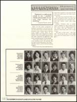 1984 Gahanna Lincoln High School Yearbook Page 186 & 187