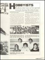 1984 Gahanna Lincoln High School Yearbook Page 200 & 201