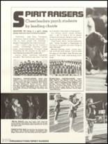 1984 Gahanna Lincoln High School Yearbook Page 204 & 205