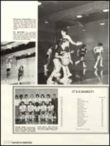 1984 Gahanna Lincoln High School Yearbook Page 254 & 255