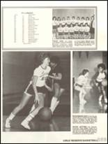 1984 Gahanna Lincoln High School Yearbook Page 256 & 257
