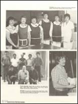 1984 Gahanna Lincoln High School Yearbook Page 318 & 319