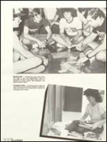 1984 Gahanna Lincoln High School Yearbook Page 340 & 341